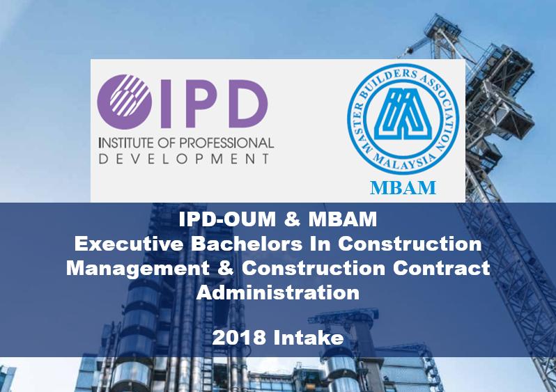 IPD_OUM 2018 intake