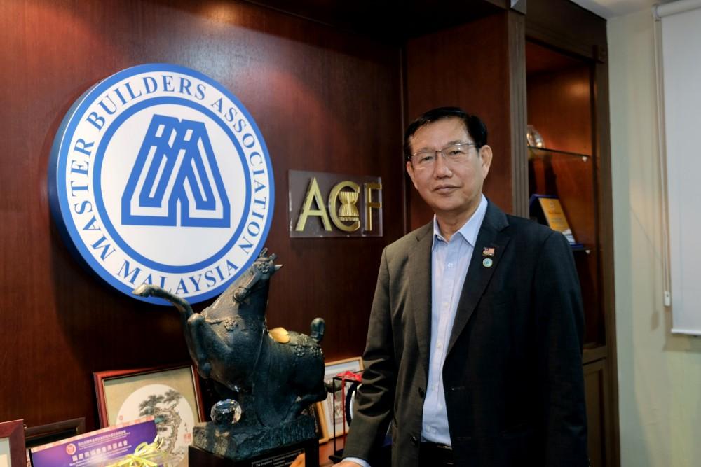 MBAM President, Foo Chek Lee as new ACF Chairman